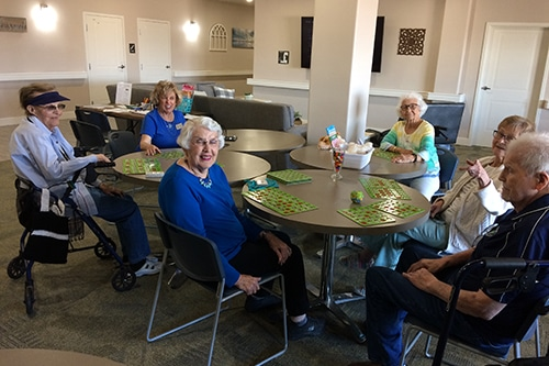Haven at Sky Mountain Independent and Assisted Living in Southern Utah - residents