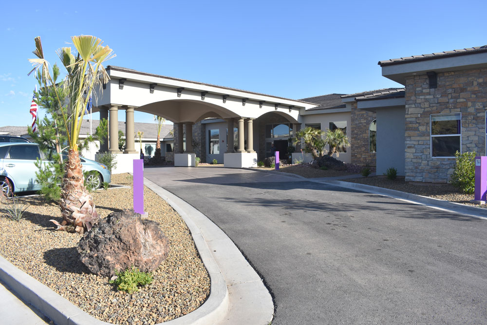 Entrance Haven Assisted Living