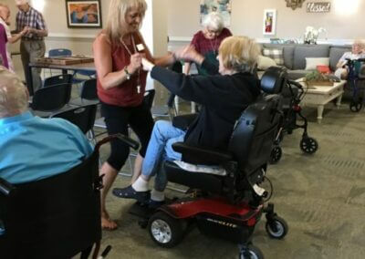 Haven Assisted Living Dancing