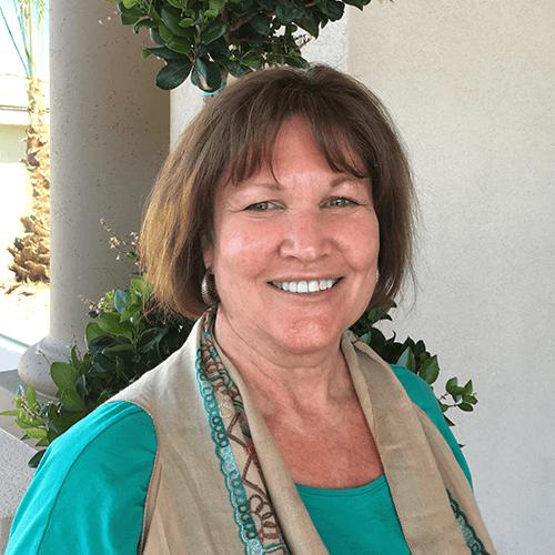 Pam Osorio, Activities Coordinator